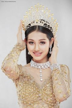 Swe Zin Htet [Hpa-An] | Miss Universe Myanmar