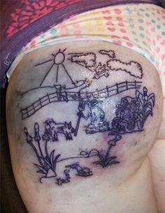 Tattoo Fail #FazendaOrNot