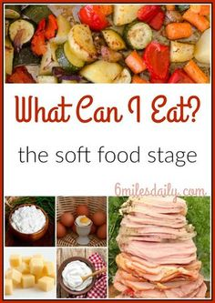 Soft food diet soft foods food and soft food recipes soft food stage forumfinder Choice Image