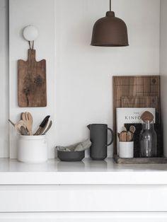 Small Home Interior .Small Home Interior Home Decor Kitchen, Kitchen Interior, Home Kitchens, Kitchen Design, Home Decor Inspiration, Decor Ideas, Decorating Ideas, Cozy House, Home Decor Accessories