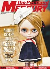Blythecon reported in the Portland Mercury! That was a blast :]