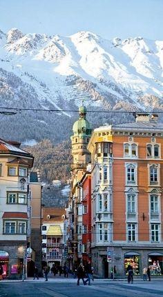 Innsbruck, Austria                                                                                                                                                                                 Más