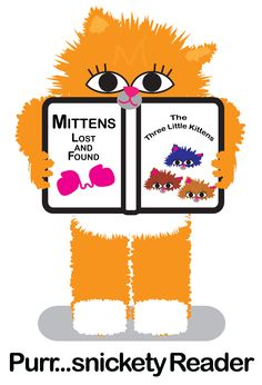Is your cat a purr...snickety reader? What are you reading?