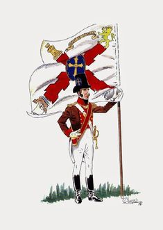 Lead Soldiers, Toy Soldiers, Fernando Vii, Spanish Flags, Army History, Independence War, Historical Art, Napoleonic Wars, Empire