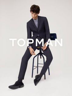 Henry Kitcher and Rory Cooper front the Fall/Winter 2015 Tailoring Campaign of Topman, shot by Thomas Cooksey and styled by Luke Day.