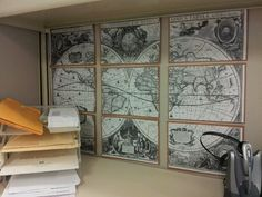 "Make a large-scale ""mural"" by splitting an image into printable-sized parts. 