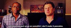 Psych  New favorite line. Ever.