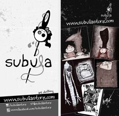 art clothing company flyer