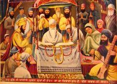 Sri Guru Granth Sahib - (Source: Google)