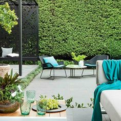 Canterbury landscape construction project by Esjay Landscapes and 37 South Pools - MELBOURNE Landscaping Melbourne, Backyard Landscaping, Outdoor Rooms, Outdoor Furniture Sets, Outdoor Decor, Entertainment Furniture, Outside Living, Outdoor Entertaining, Garden Inspiration