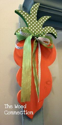 Carrot Door Hang