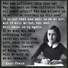 A stunning quote from Anne Frank that shows just how beyond her years she really was Life Quotes Love, True Quotes, Quotes To Live By, Funny Quotes, Qoutes, Regret Quotes, Sweet Quotes, Bible Quotes, Bible Verses