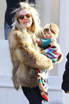 f3239bfe0a Adorable Tots  Celebs and their Cute Kids! Sienna MillerMuseFashion Beauty
