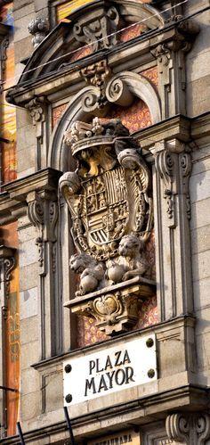 Plaza Mayor. Madrid.