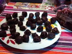 Amarula truffles 2