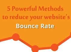 Source Soft Solutions – Powerful Methods to reduce your Website Bounce Rate