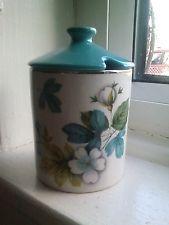 Midwinter england staffordshire england jam/honey pot