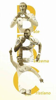Bale, Benzema & Cristiano (BBC) Wallpaper