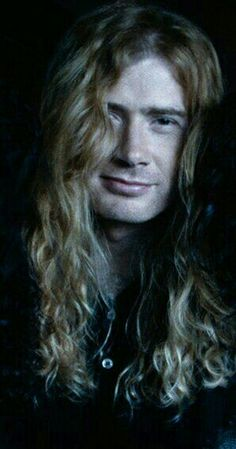 Dave Mustaine-Megadeth❤