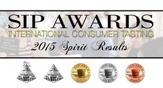 Congratulations to the 2015 Sip Award Winners - Tequila Aficionado