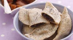 Celozrnné makové taštičky Hummus, Ethnic Recipes, Food, Essen, Meals, Yemek, Eten