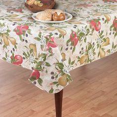 Tablecloth apples Design 52X52