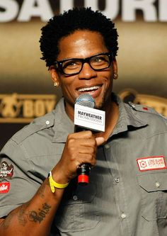 Famous Boxing Fans - D.L. Hughley | Sports Illustrated Kids