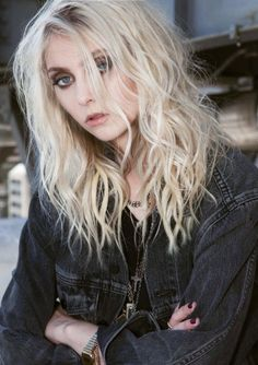 taylornesmom:  Taylor Momsen for NYLON Magazine November 2016