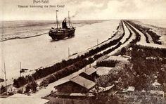 1869. godina, Sueski kanal. To je umjetni prokop dug 163 kilometara između Sredozemnog i Crvenog mora, koji razdvaja afrički od azijskog kontinenta.