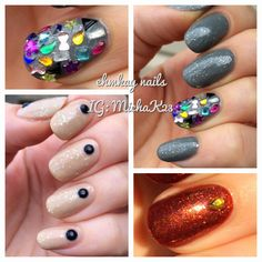 Born Pretty Nail Art Rhinestones   COUPON CODE FOR 10% OFF: PDX31 http://ehmkaynails.blogspot.com/2014/12/playing-with-born-pretty-nail-art-studs.html