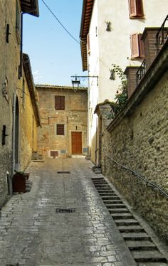 MONTONE (Umbria) - Italy - by Guido Tosatto