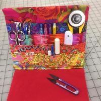 Sewing : Tooly in Kaffe Fassett fabrics