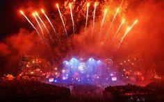 Via Tomorrowland Radio at http://tomorrowlandradio.com