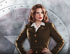 Peggy Carter screenshots, images and pictures - Comic Vine