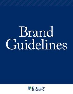 Brand Guidelines 2015