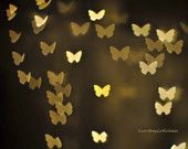 gold butterfly...love it!