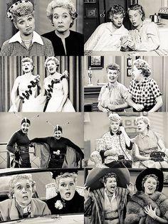 Lucy & Ethel just like Tami & Tari