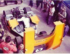 Denny Hulme 1972 M20