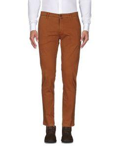 BRIGLIA 1949 Men's Casual pants Brown 34 jeans
