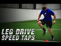 Speed Resistance Training | Fast Feet Speed Taps