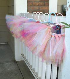 Ballerina skirt - Ballerina party parties-and-other-fun