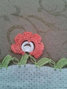 Crochet Edging Patterns, Crochet Motif, Crochet Lace, Fun Crafts, Diy And Crafts, Needle Lace, Baby Booties, Garland, Needlework