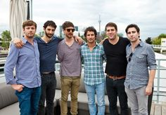 Sam Roberts and the Band with Fans - July 26 Suit Jacket, Fans, Breast, Suits, Music, Jackets, Fashion, Musica, Down Jackets