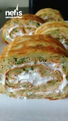 Tuzlu Rulo Pasta