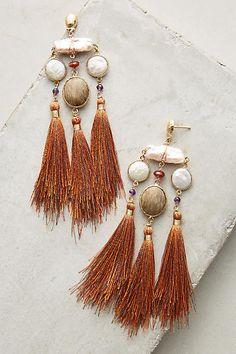 Oriole Earrings - anthropologie.com