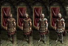 Imperial Skyrim, Imperial Legion, Skyrim Armor, Medieval Art, Elder Scrolls, Fantasy Characters, Empire, Soldiers, Rome