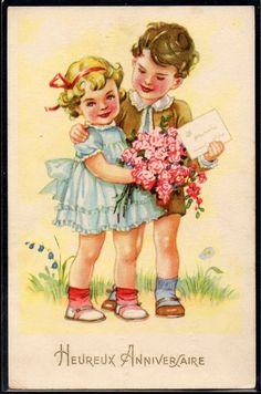 fleurs anniversaire couple