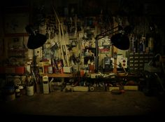 Workbench by IBeHoey