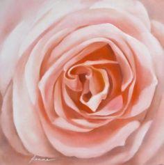 """Burgeoning"" - Original Fine Art for Sale - © Carol Keene"