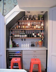 Have an empty closet or nook where a closet used to be? You could transform it with one of these amazing ideas for almost any room.